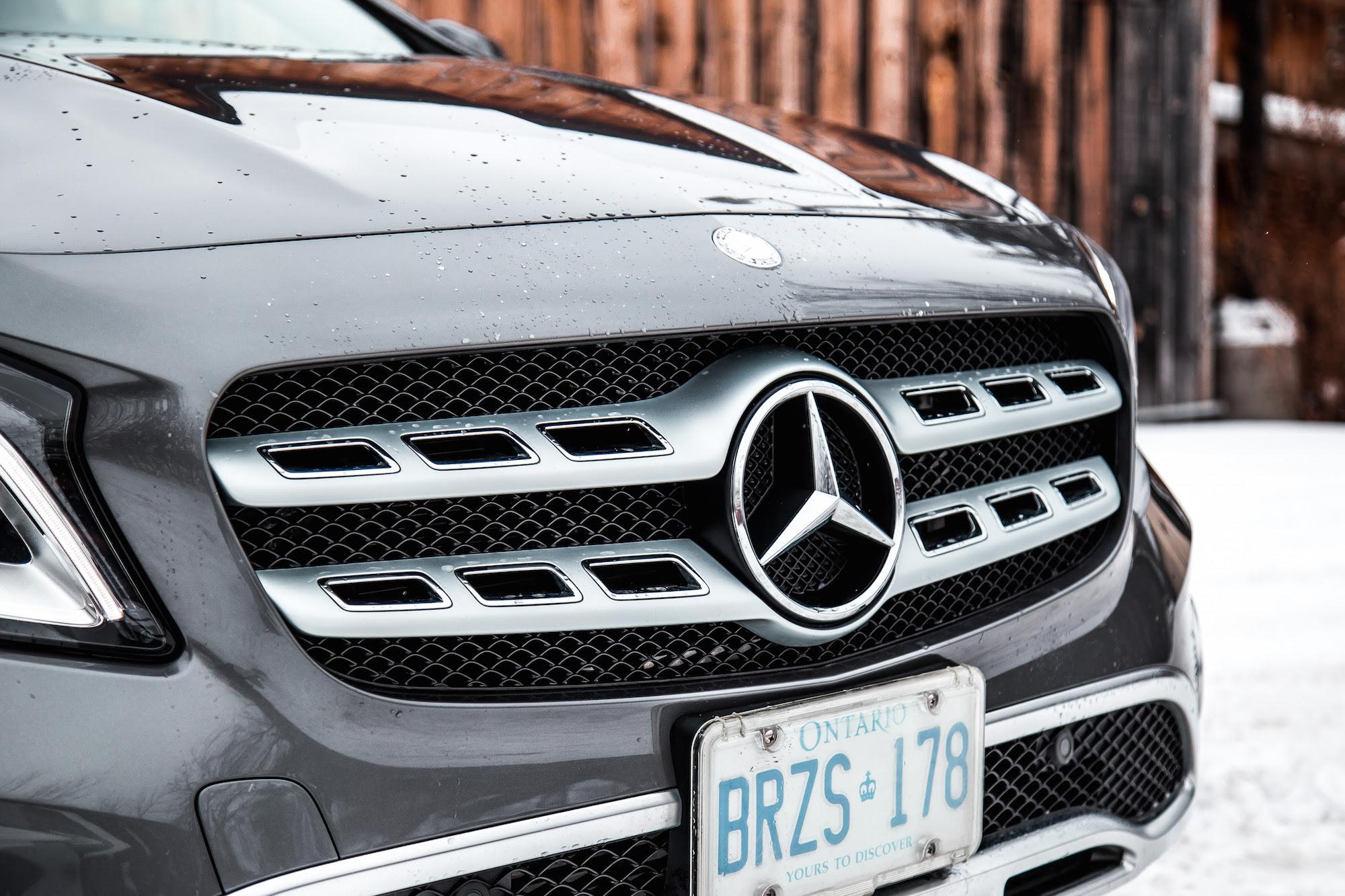 Review: 2018 Mercedes-Benz GLA 250 4MATIC | Canadian Auto ...