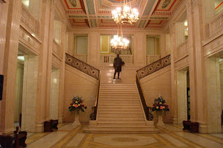 Great Hall at Stormont (Parliament Building)