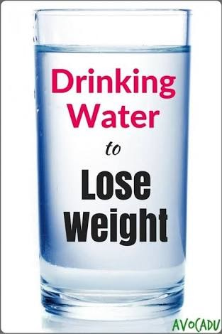 SEE HOW DRINKING WATER BEFORE MEAL  CAN HELP YOU LOSE WEIGHT(BODYAROMA BLOG)