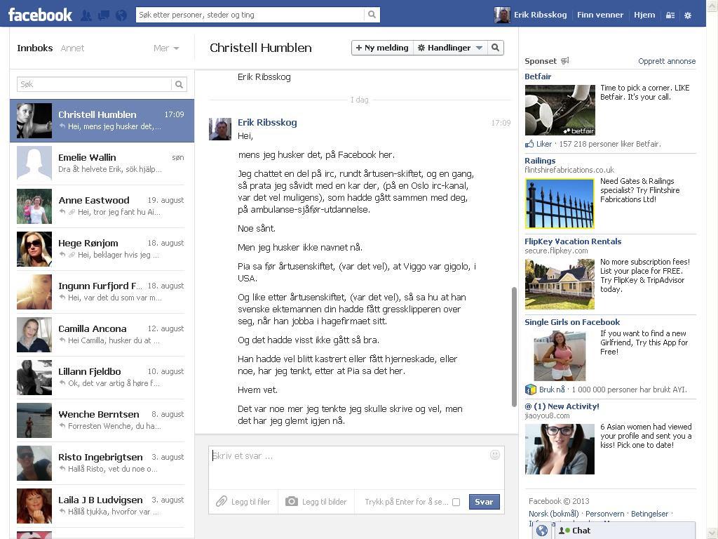humblen facebook 1