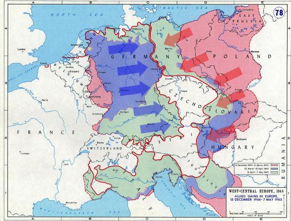 1989 2009 Mur De Berlin La Construction Européenne Par Les