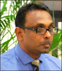 Director of CEPA Dr Udan Fernando