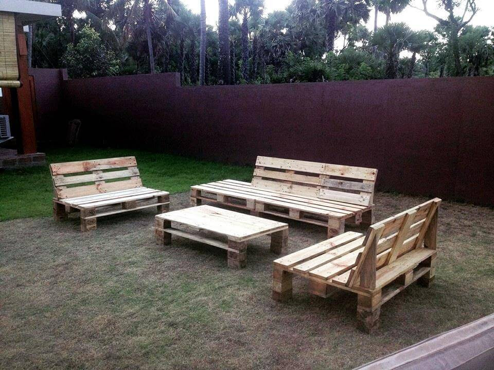 30+ Easy Pallet Ideas for the Home   Pallet Furniture DIY ...