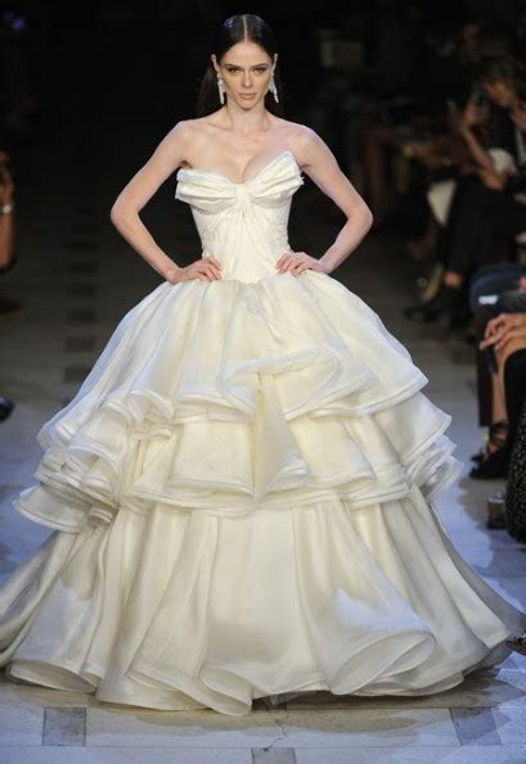 Zac Posen launches bridal wear   Telegraph