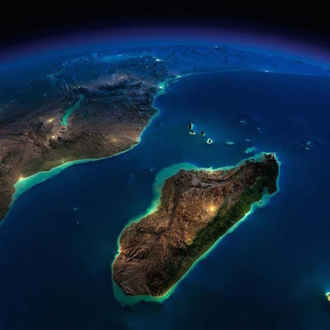 Εκπληκτικές νυχτερινές εικόνες της Γης (19)