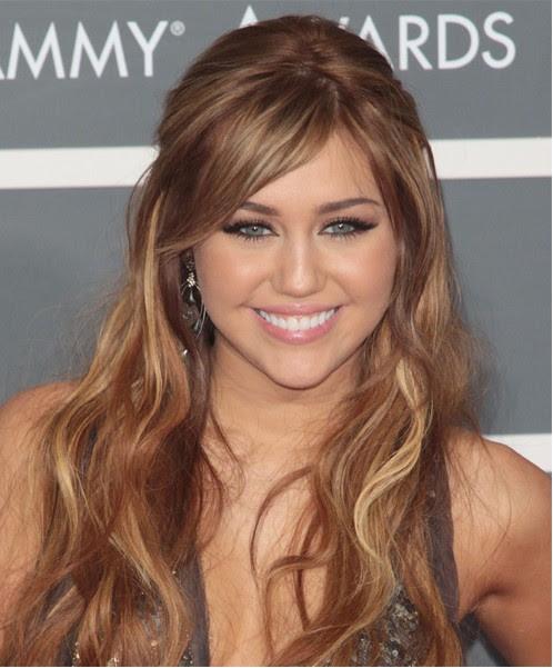 Miley Cyrus Frisur Stylen