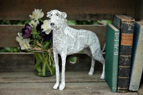 Irish-wolfhound-sculpture