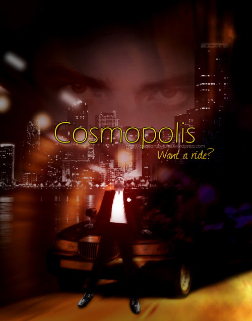 Tried to do my own Cosmopolis edit. Sex on legs ;)