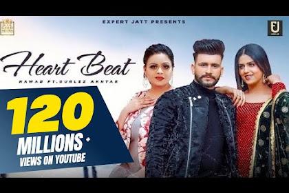 Heart Beat Nawab Ft. Gurlez Akhtar Original Song Lyrics