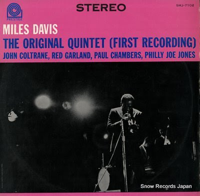 DAVIS, MILES original quintet, the