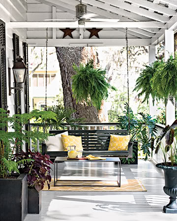 Fun and Creative Outdoor Swing Ideas | | Sunlit Spaces