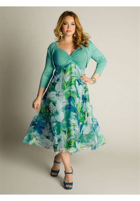 Plus Size Riella Sun Dress image   OOOooo for a spring