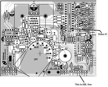 Tv Eht Circuit Diagram - Circuit Diagram Images