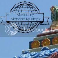 Missionary Manda's Musings