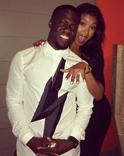 Kevin Hart gets engaged to long term girlfriend Eniko