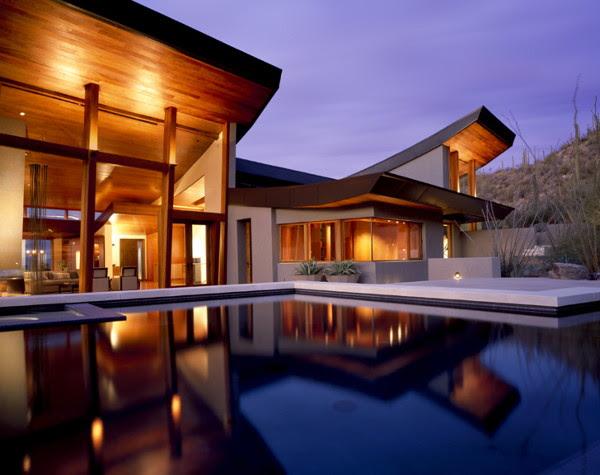 Modern House Designs - Desert Homes   Trendir - Page 2