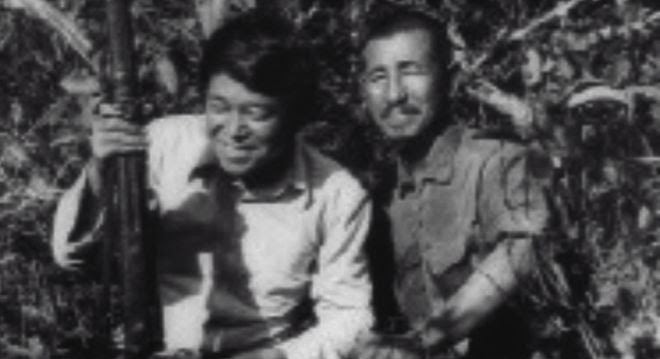 29 años escondido en la jungla: el soldado que creía que la WW2 no había terminado