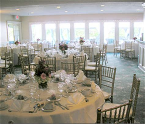 Scituate Country Club View Library Document: Special Occasions