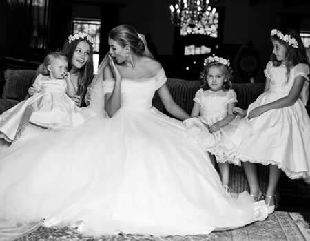 Photos From Rolene Strauss's Wedding With Lover D?Niel