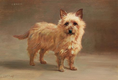 Corrie by Frances Mabel Hollams. Estimate: $800—$1,200.