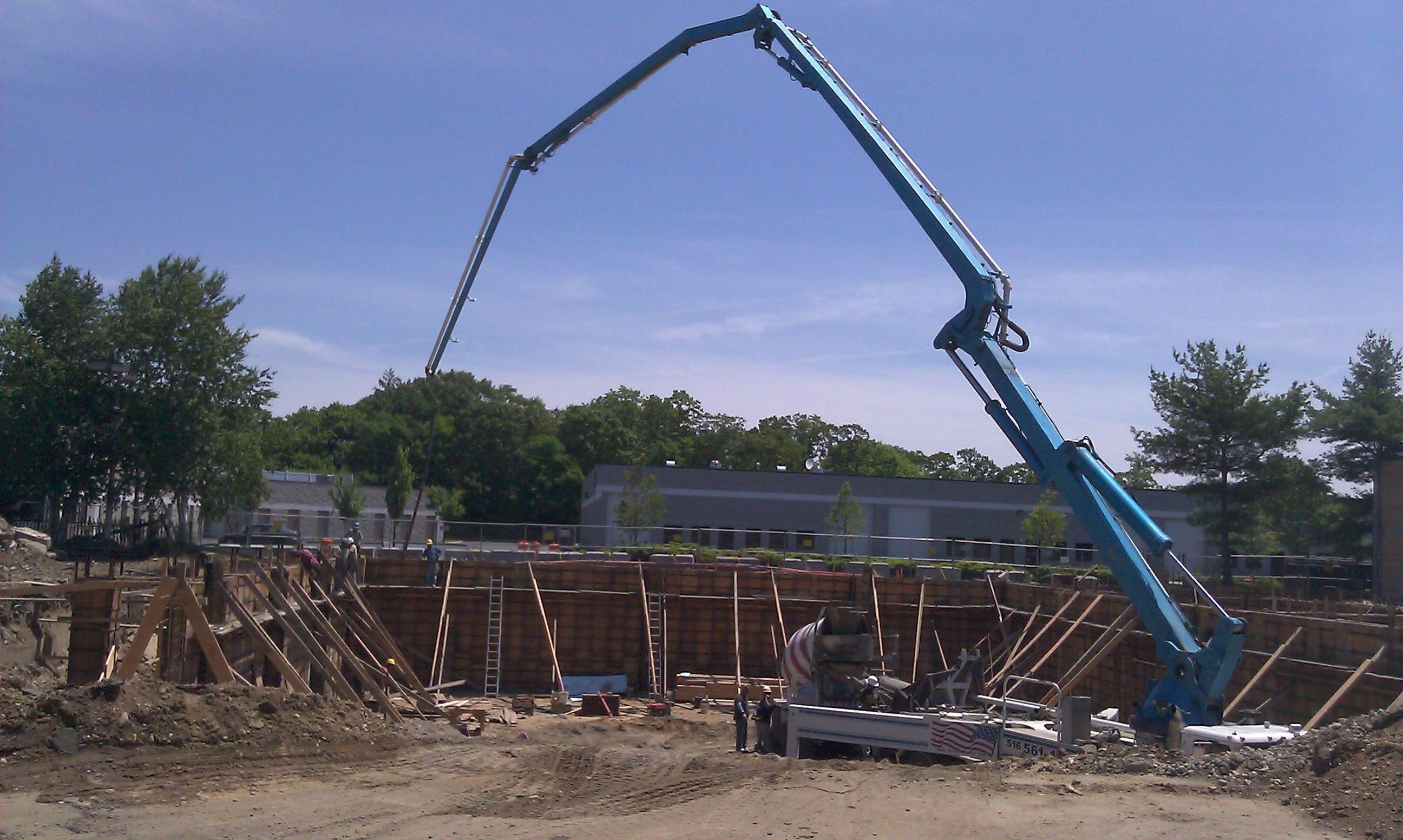 Queens Concrete Corp. - Mercedes Benz of Smithtown NY ...