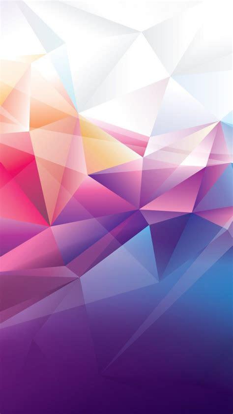 wallpaper biru pink abstrak