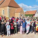 Varanges | Varanges : les enfants du regroupement pédagogique intercommunal ont fêté carnaval