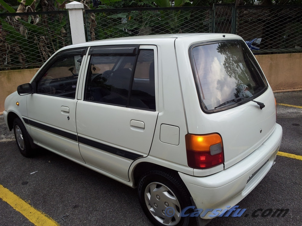 Perodua Kancil 850 For Sale in Others by Omar13