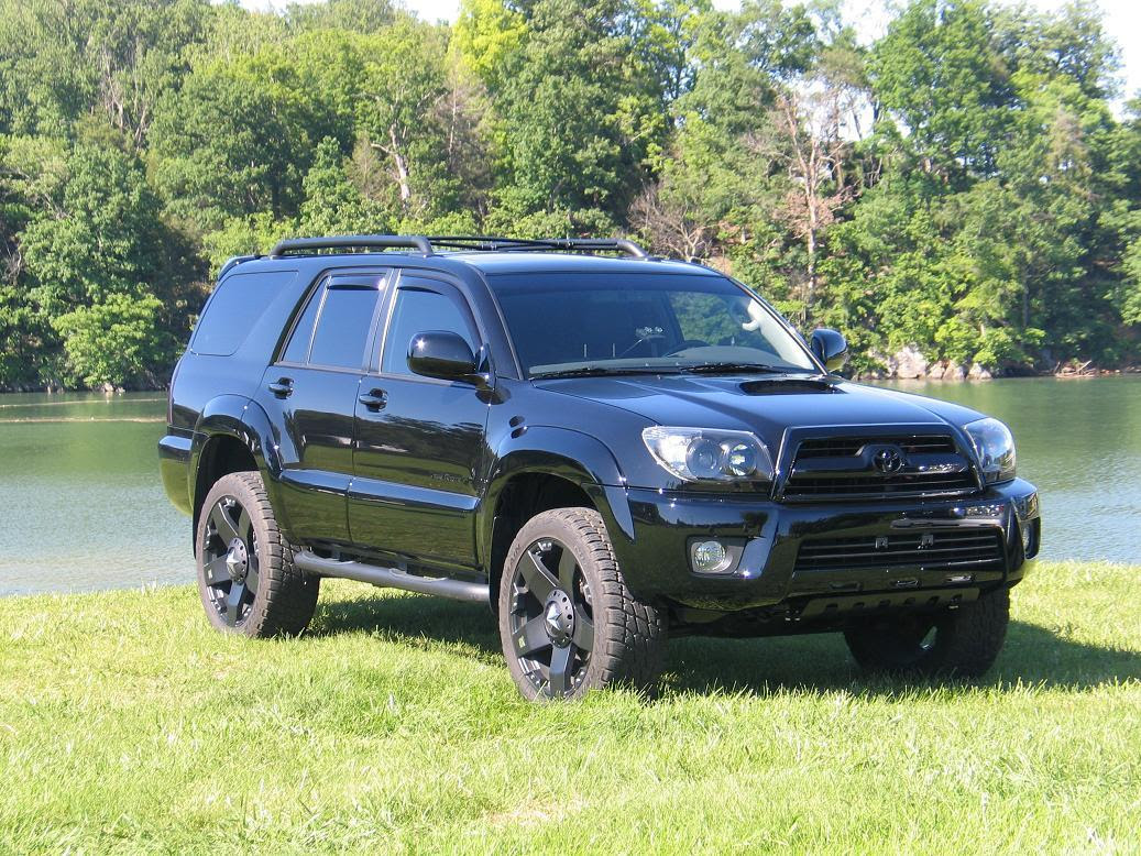 Toyota 4runner Decked Out