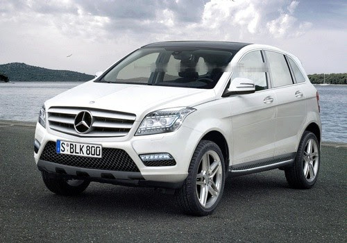 car maniax and the future: 2011 mercedes benz suv ...