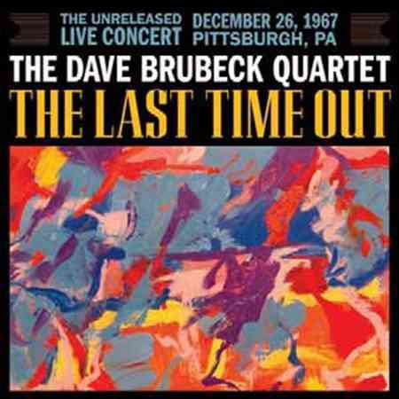 LAST TIME OUT  BY DAVE BRUBECK