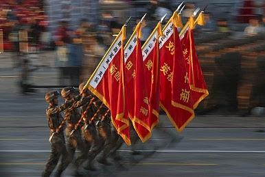 Οι επιπτώσεις των στρατιωτικών μεταρρυθμίσεων της Κίνας