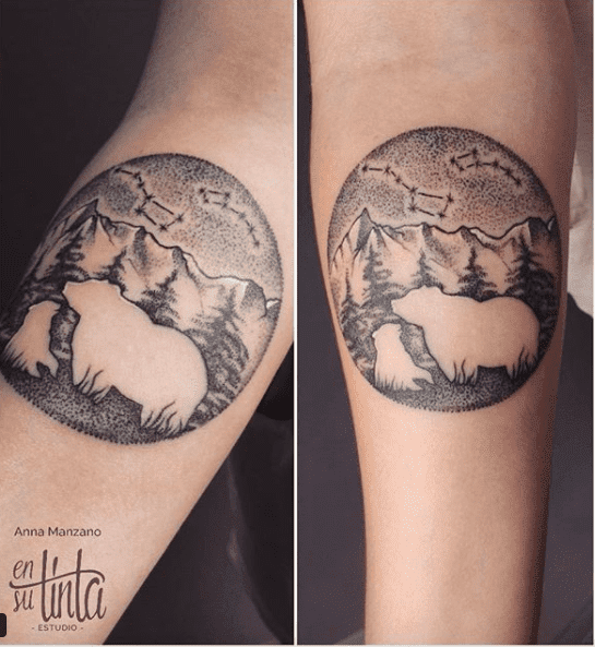 17 Mother Son Tattoos For Proud Mamas Boys
