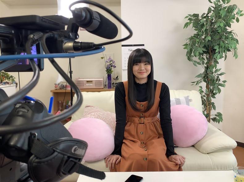 """Hamaura Ayano en """"Member Color"""" (twitter dorama)"""