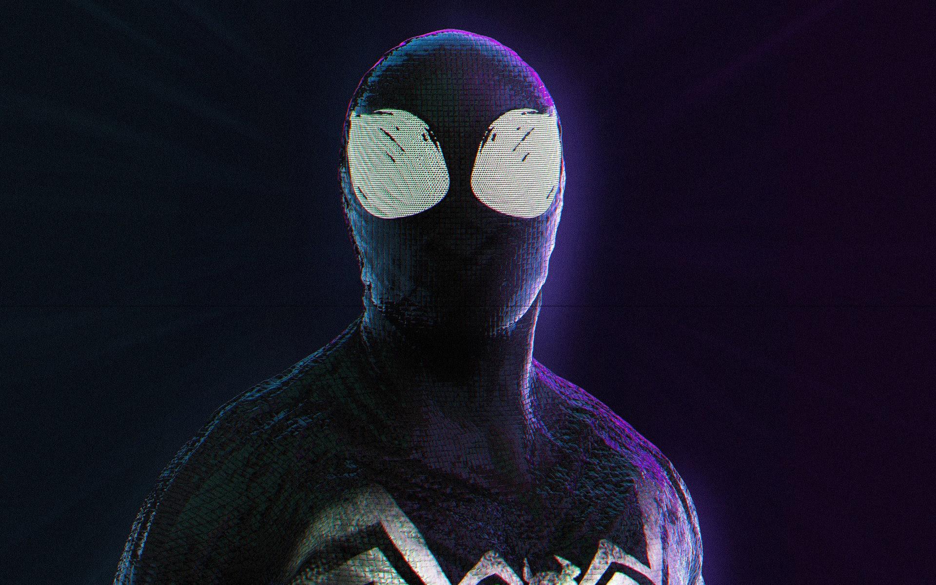 Spiderman Alien Suit Wallpapers Hd Wallpapers