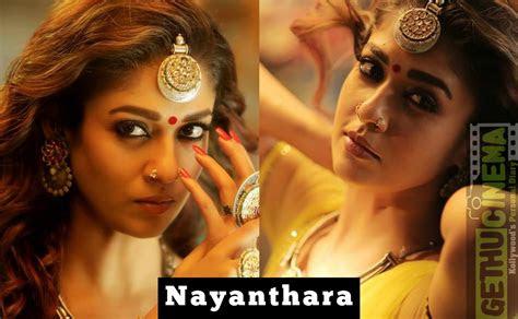 nayanthara latest kaashmora  stills gethu cinema