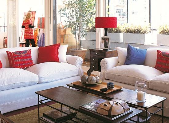Cuando el arte le da vida al hogar blogydeco - Sillones de decoracion ...
