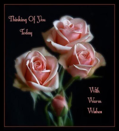 Thinking Of You Today With Warm Wishes Thinking Of You
