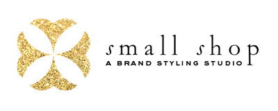 small shop [a brand styling studio]