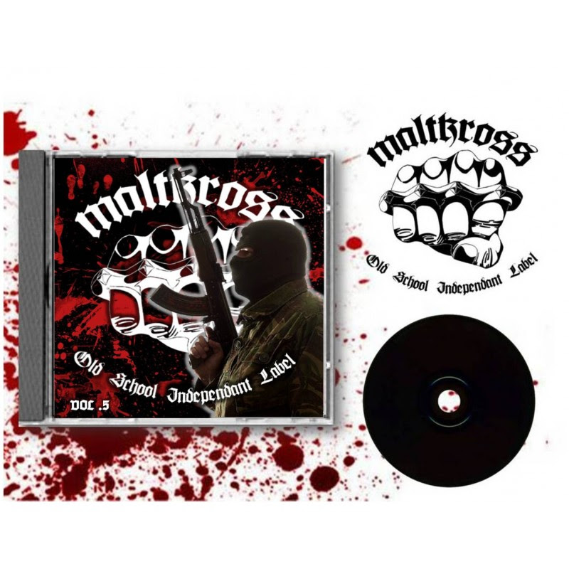 maltkross compilation vol 5 le scribe du rock