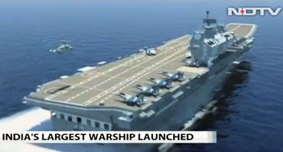 China Ally And India All The World S Aircraft Carriers Usa 1 In Reserve