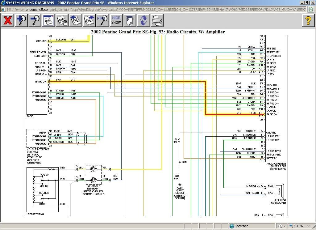 Diagram 2005 Pontiac Montana Stereo Wiring Diagram Full Version Hd Quality Wiring Diagram Dowiring18 Lasagradellacastagna It
