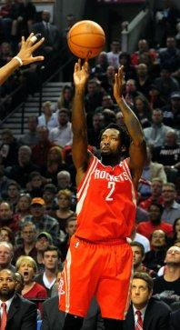<center><b>Patrick Beverley, Guard</center></b>  <b>2014-15 contract:</b> $915,243, unguaranteed   <b>Comment: </b>Beverley went from unknown to respected pest to among the top defensive point guards in the league. He was a good complement to James Harden as a ball mover and shooter, if not a consistent scoring threat.  <b>Grade:</b> B