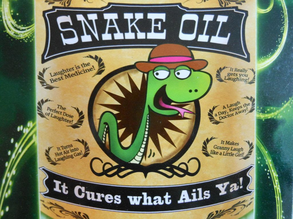 Snake Oil: Party Potion