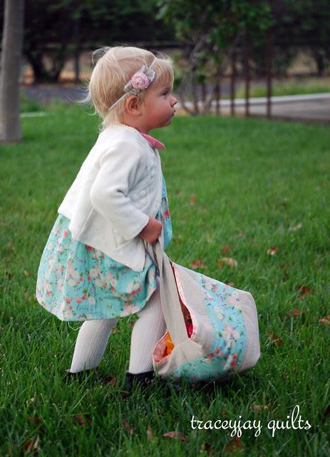 little dress and basket