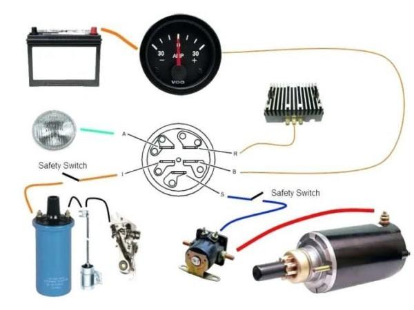 31 Indak Ignition Switch Diagram Wiring Schematic