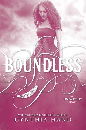 Boundless (Unearthly) by Cynthia Hand