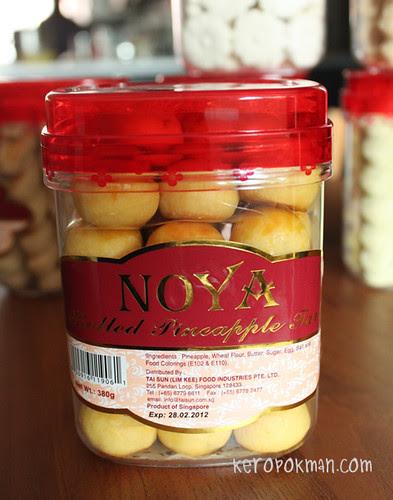 Noya Chinese New Year Goodies by Tai Sun