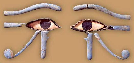 A Pair of Wedjat Eyes