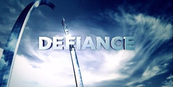 Defiance logo arch wide